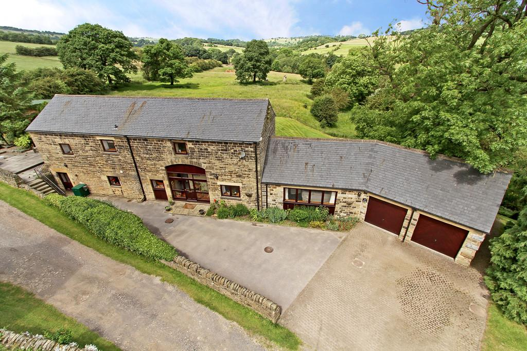4 Bedrooms Barn Conversion Character Property for sale in Finkle Street, Wortley, Sheffield