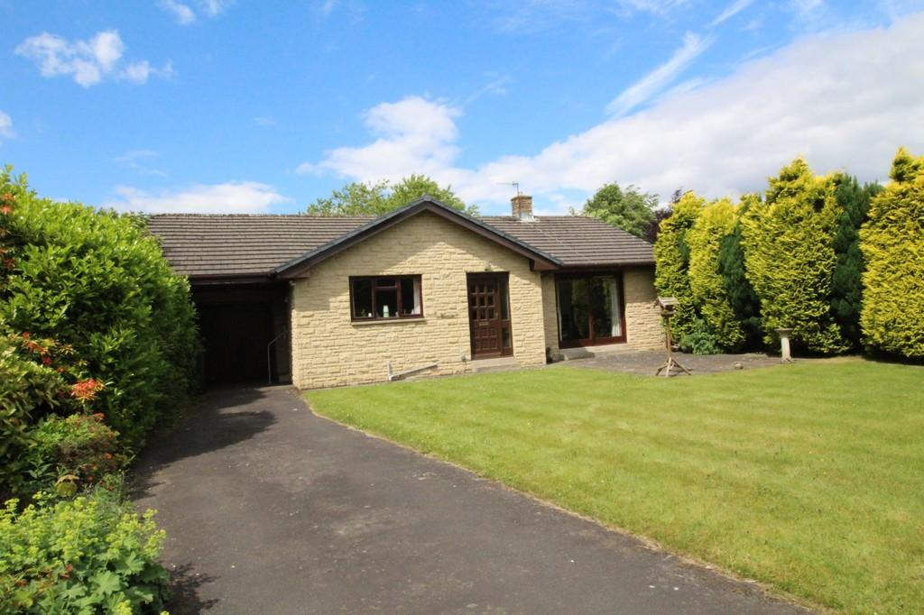 2 Bedrooms Detached Bungalow for sale in Stoney Rigg Close, Haltwhistle