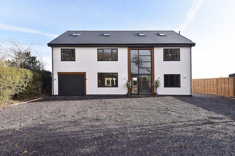 7 Bedrooms Detached House for sale in Newly refurbished contemporary house - Sandlebridge Lane, Marthall
