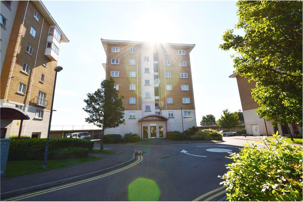 2 Bedrooms Apartment Flat for sale in Drake Point Erith, Kent
