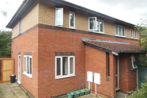 3 bedroom semi-detached house to rent - Fairford Crescent, Downhead Park, MK15 9AE