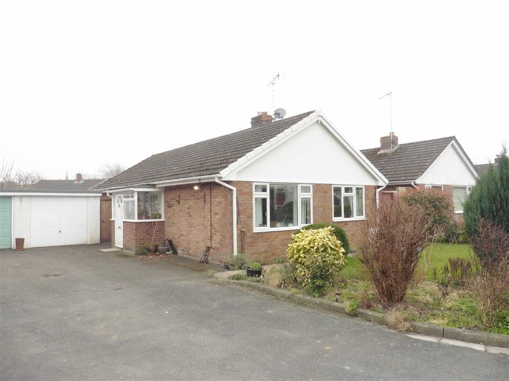 3 Bedrooms Detached Bungalow for sale in 17, Rhoslan, Guilsfield, Welshpool, Powys, SY21