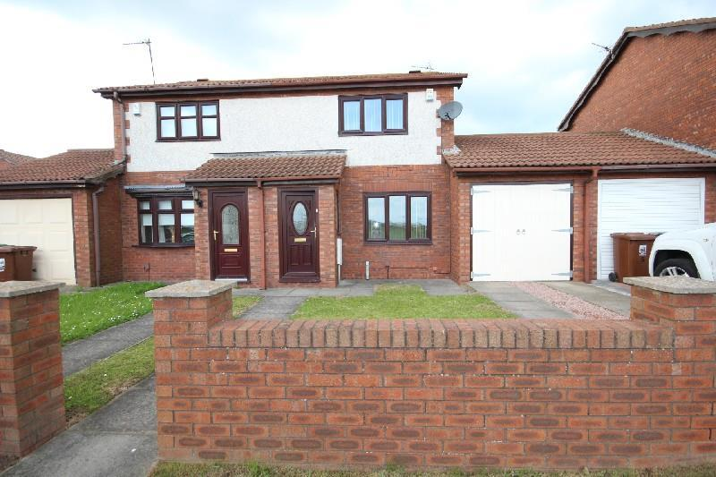 2 Bedrooms Semi Detached House for sale in Vincent Street, Hartlepool