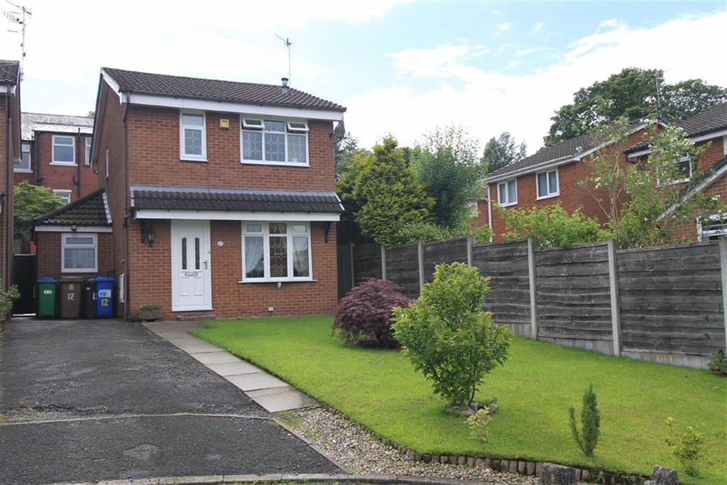 3 Bedrooms Detached House for sale in 12, Burdett Avenue, Norden, Rochdale, OL12