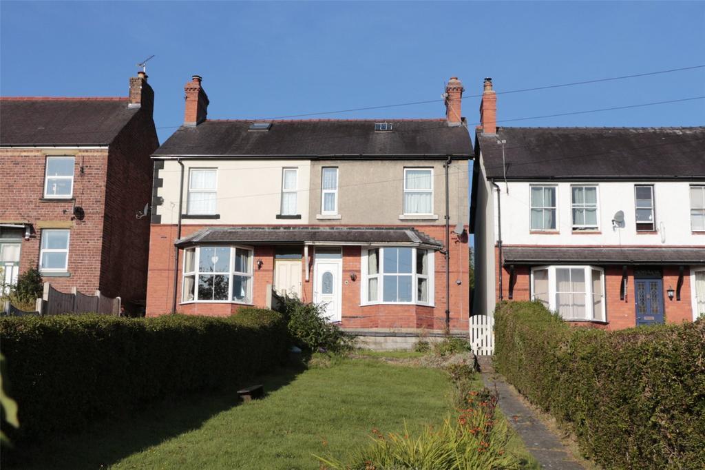 4 Bedrooms Semi Detached House for sale in Heol Llewelyn, Coedpoeth, Wrexham, LL11
