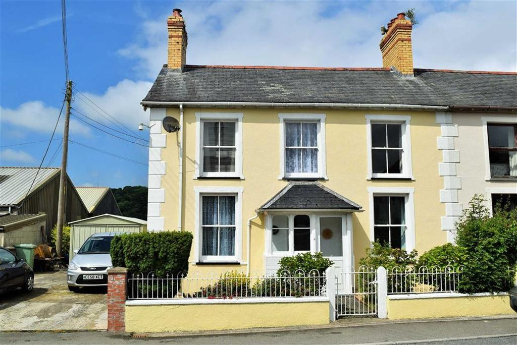 4 Bedrooms Semi Detached House for sale in Derwendeg, Aberystwyth, Aberystwyth, Ceredigion, SY23
