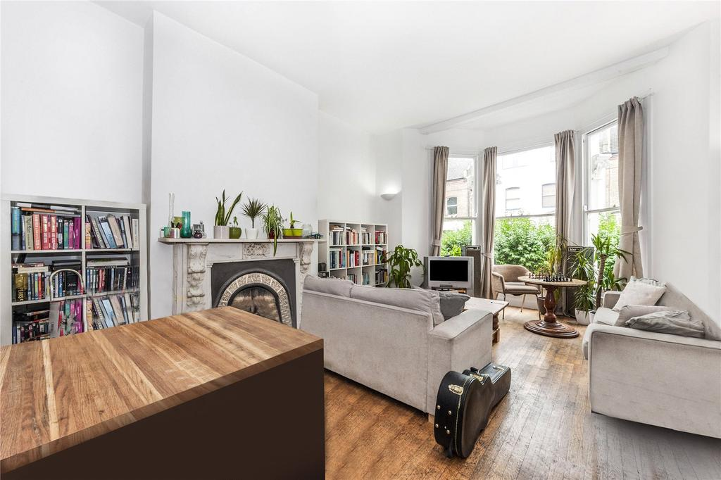 3 Bedrooms Flat for sale in Gloucester Drive, Finsbury Park, London