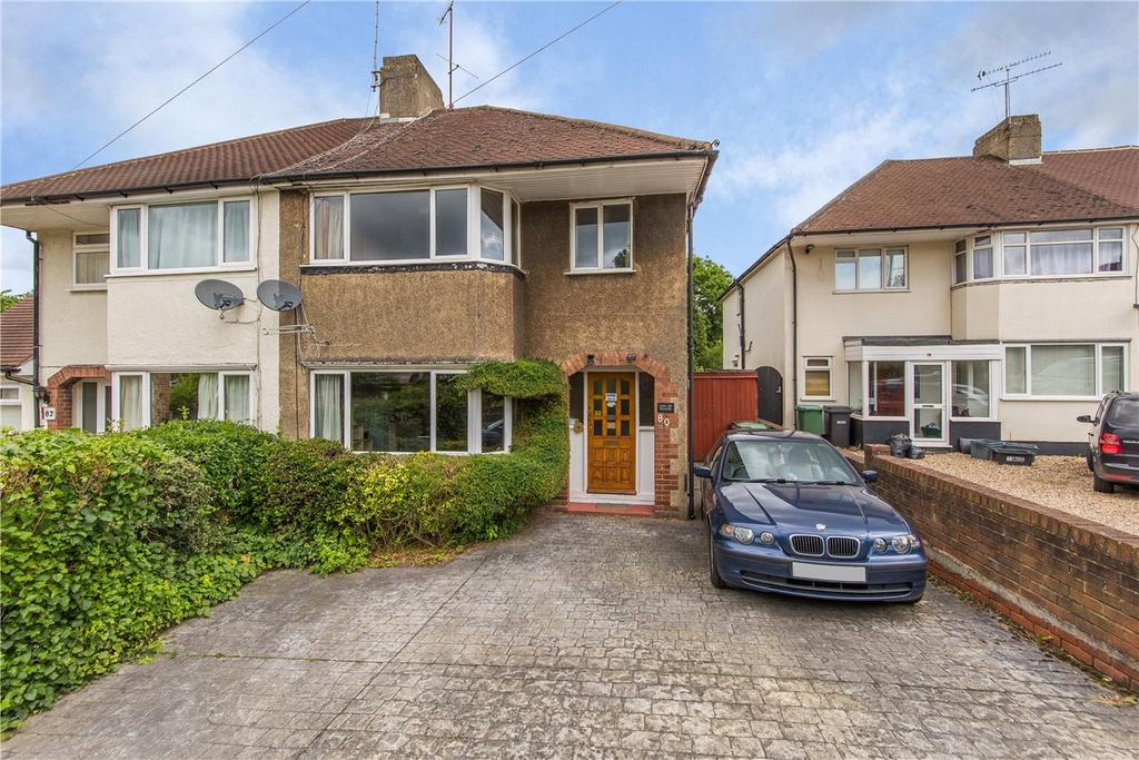 3 Bedrooms Semi Detached House for sale in Beech Road, St. Albans, Hertfordshire
