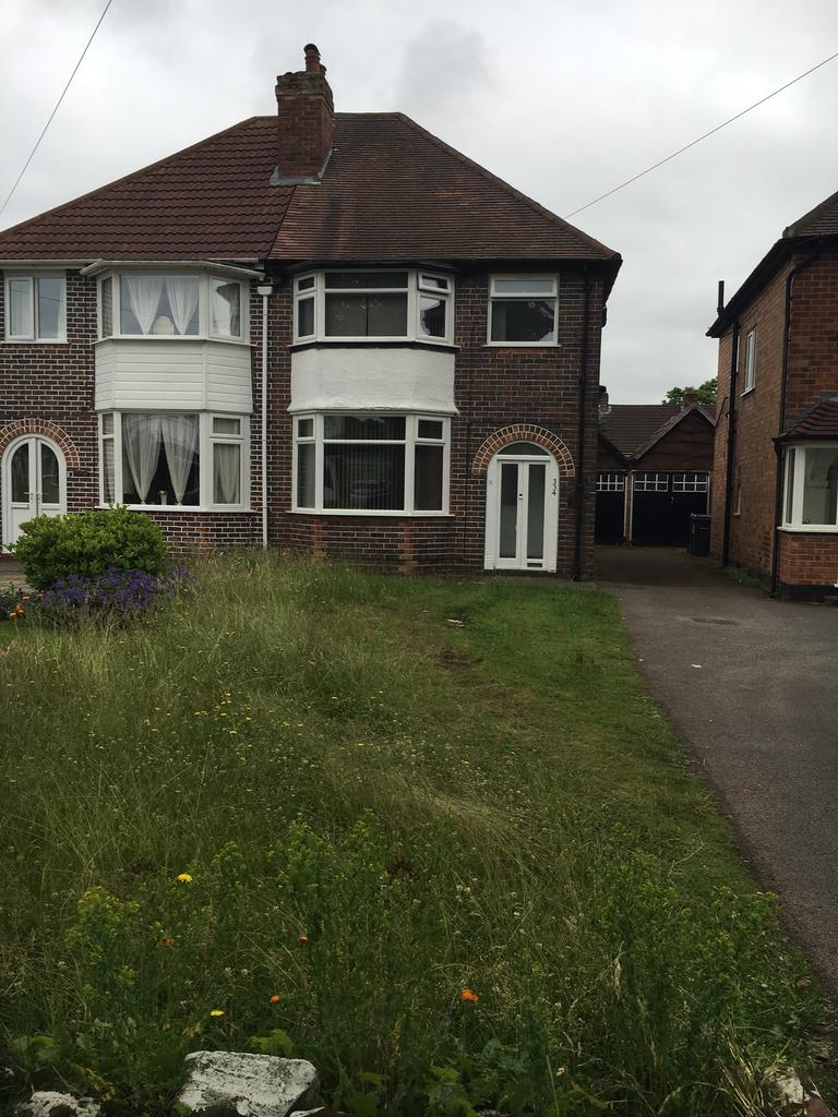3 Bedrooms Semi Detached House for sale in Baldwins Lane, Hall Green, Birmingham B28