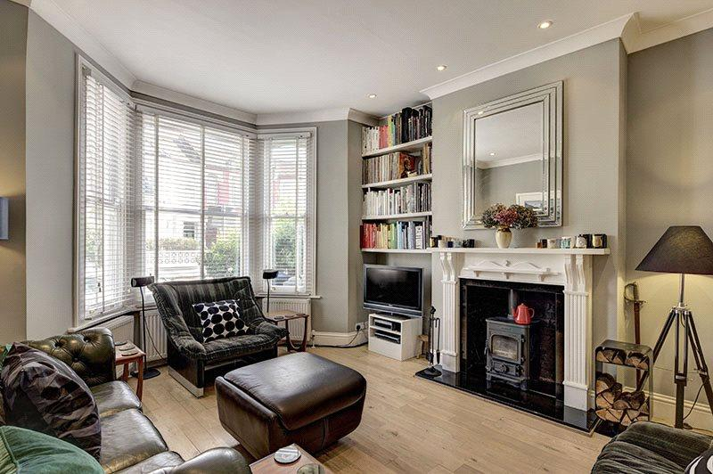 4 Bedrooms Terraced House for sale in Mortimer Road, Kensal Rise, London, NW10