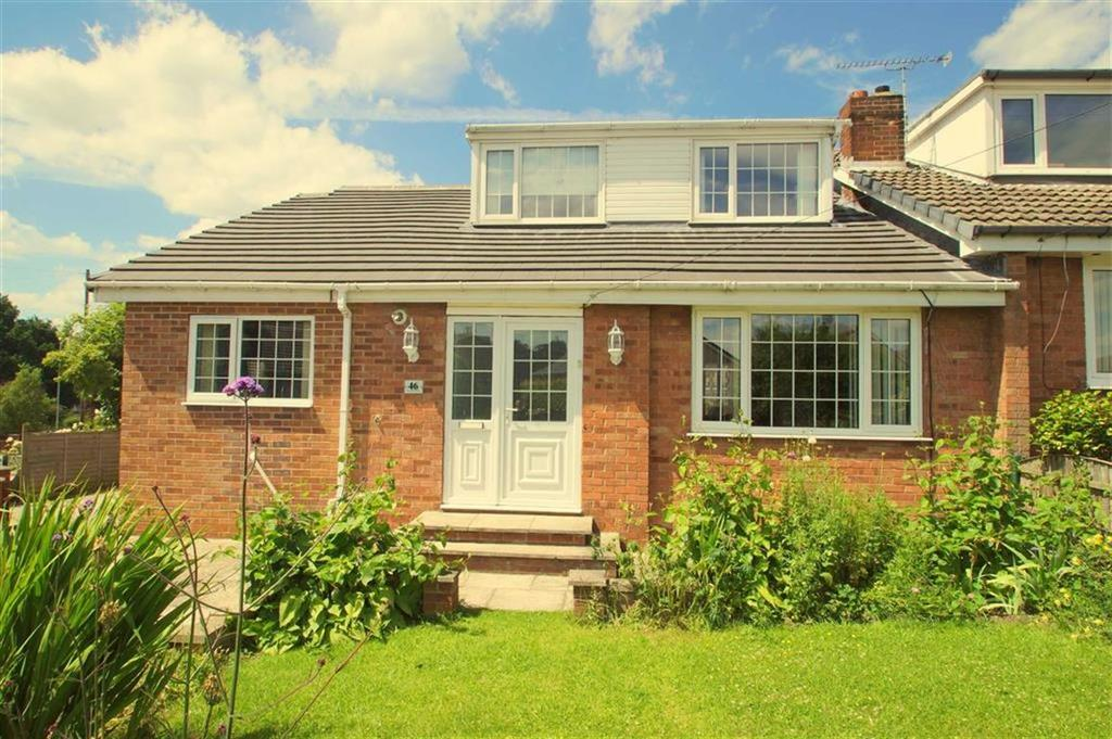 4 Bedrooms Semi Detached House for sale in Templegate Crescent, Leeds