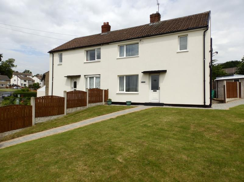 3 Bedrooms Semi Detached House for sale in THE MOUNT, KIPPAX, LS25 7NG