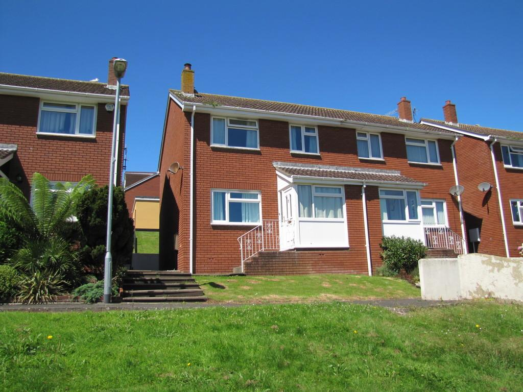 3 Bedrooms Semi Detached House for sale in Teignmouth, TQ14 9UL