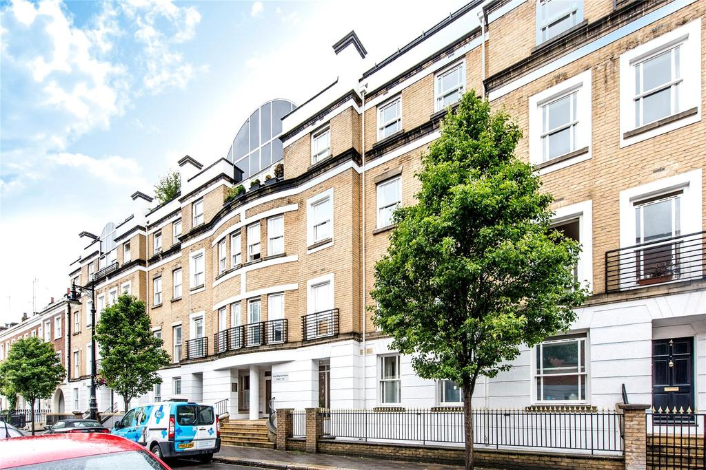 2 Bedrooms Flat for sale in Royal Belgrave House, Hugh Street, Pimlico, London