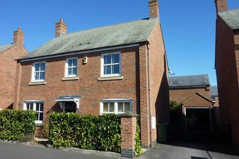 4 bedroom detached house to rent - Cooks Road, Fairford Leys