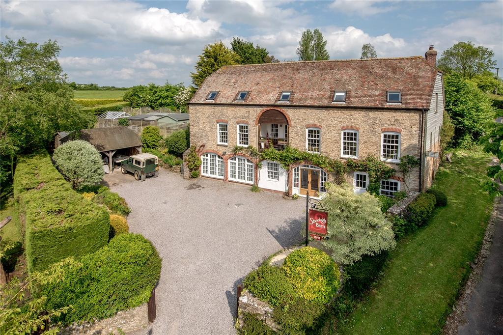 6 Bedrooms House for sale in North Wootton, Sherborne, Dorset, DT9