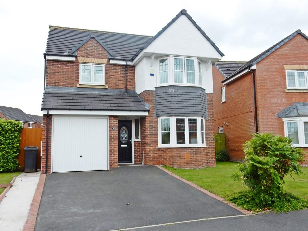 4 Bedrooms Detached House for sale in Edenside, Cargo