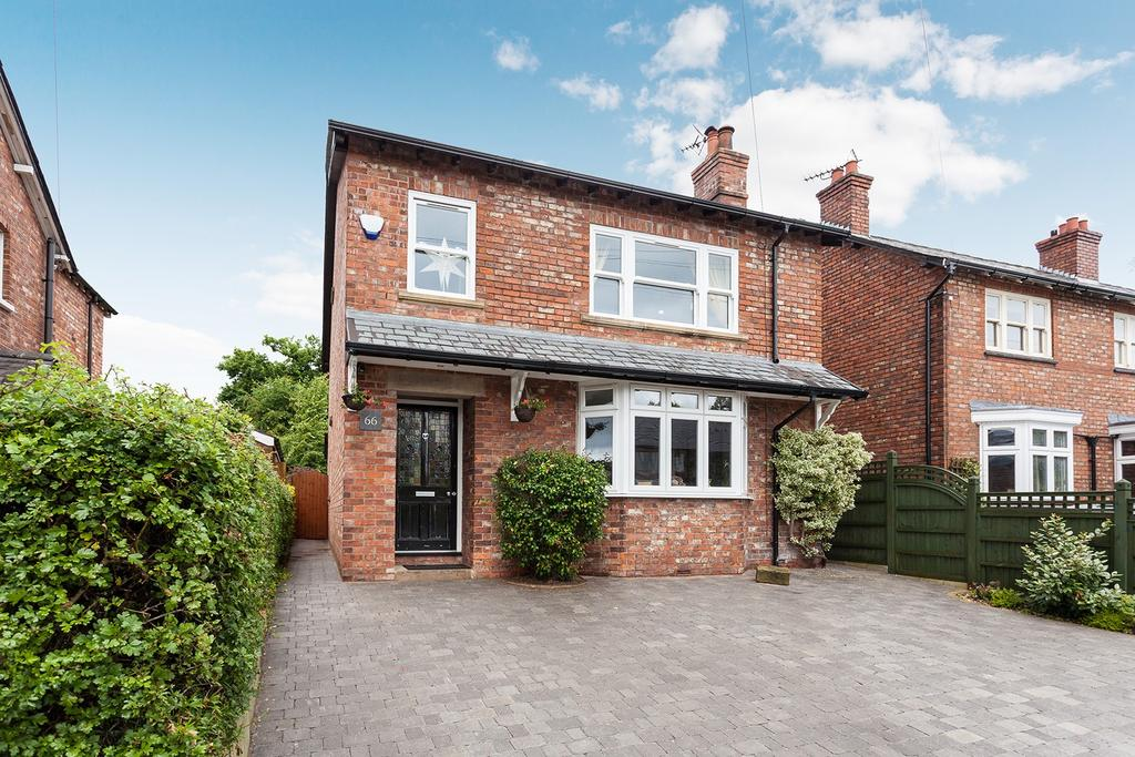 5 Bedrooms Detached House for sale in Chapel Lane, Wilmslow