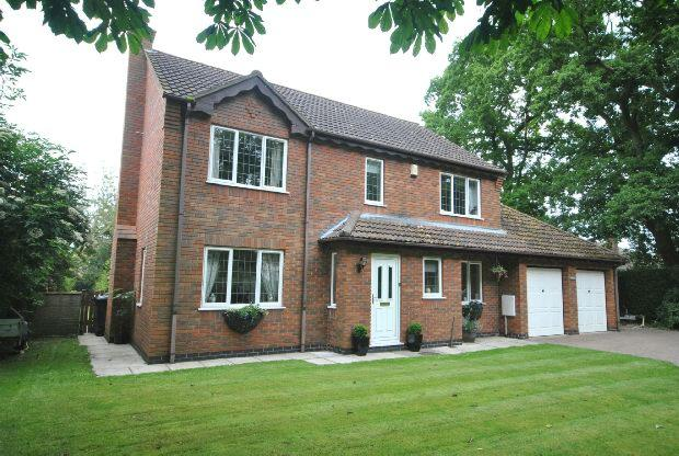 4 Bedrooms Detached House for sale in Church Lane, Tetney, GRIMSBY