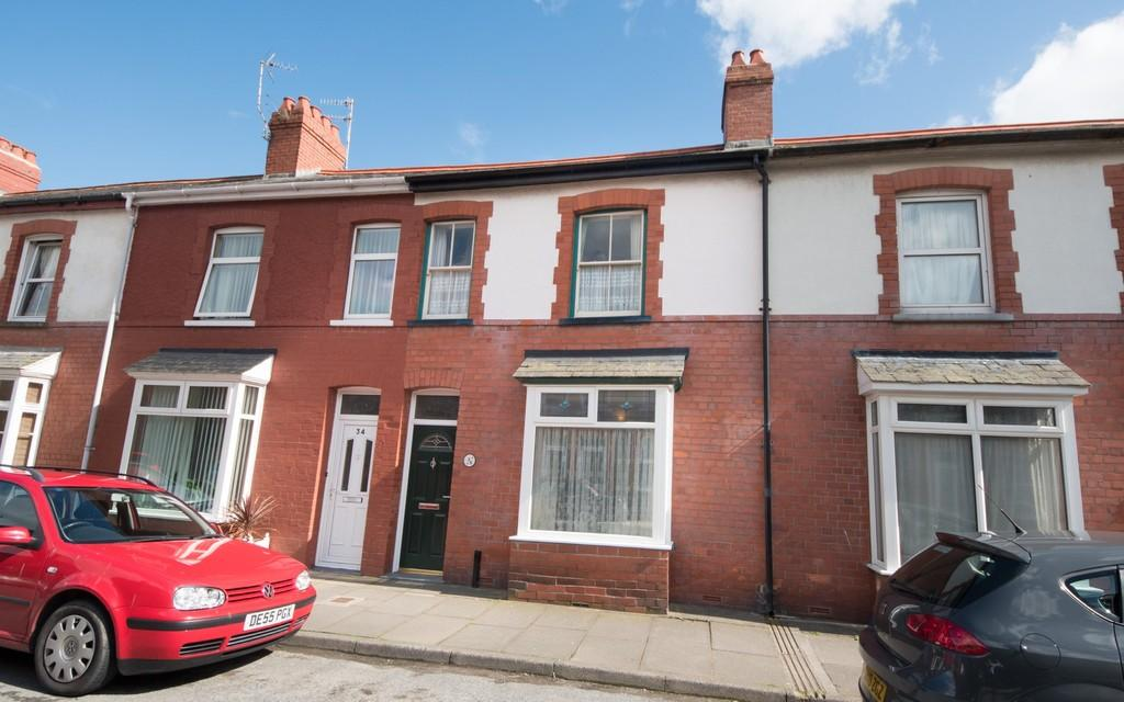 4 Bedrooms Terraced House for sale in Greenfield Street, Aberystwyth