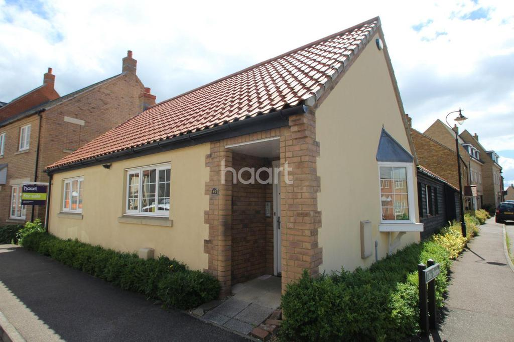 3 Bedrooms Bungalow for sale in Highfield Drive, Littleport