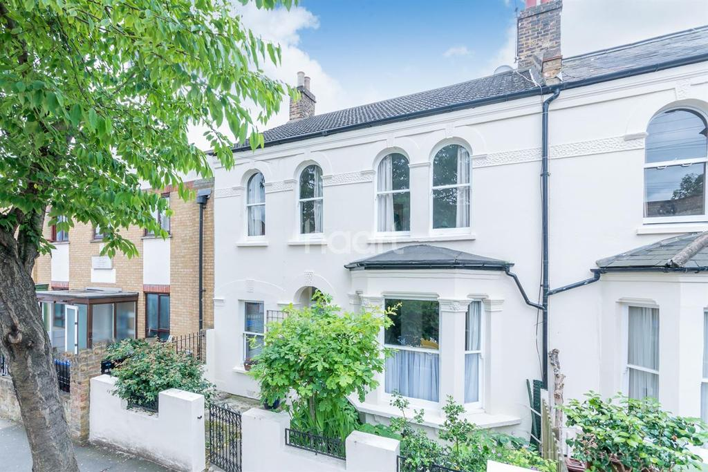 4 Bedrooms End Of Terrace House for sale in Danby Street, Peckham Rye, London, SE15