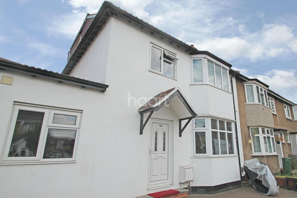 4 Bedrooms Semi Detached House for sale in Boundary Road, Walthamstow