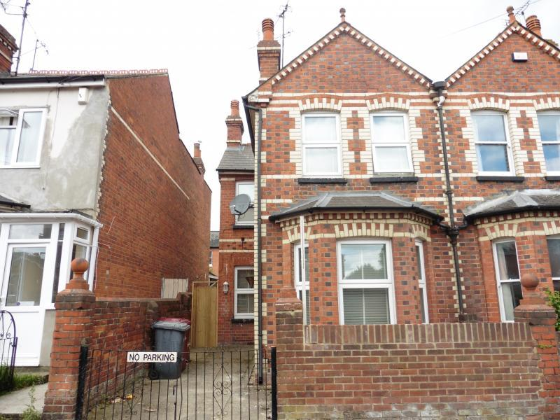 3 Bedrooms Semi Detached House for sale in Wantage Road, Reading, RG30