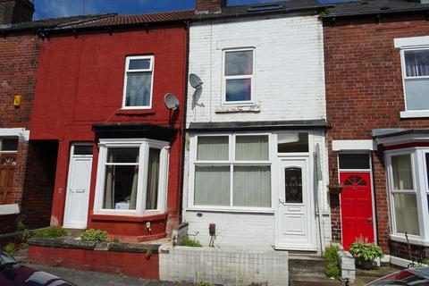 2 bedroom terraced house to rent - 28 Plymouth Road, Abbeydale, Sheffield S7 2DE