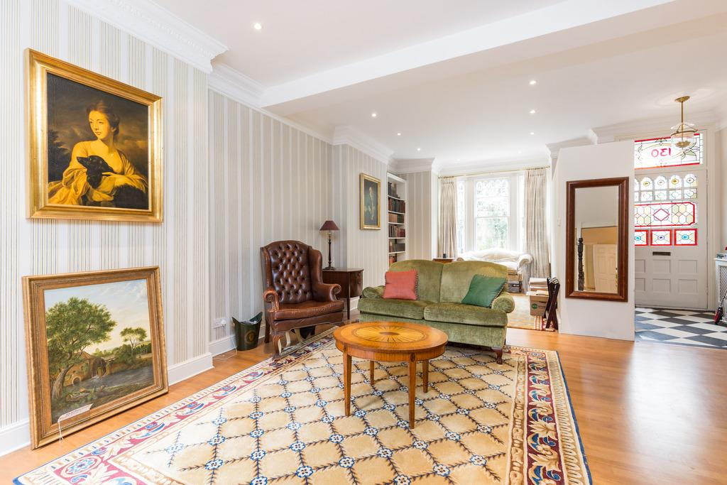 4 Bedrooms Terraced House for sale in Addison Gardens, Brook Green, London, W14