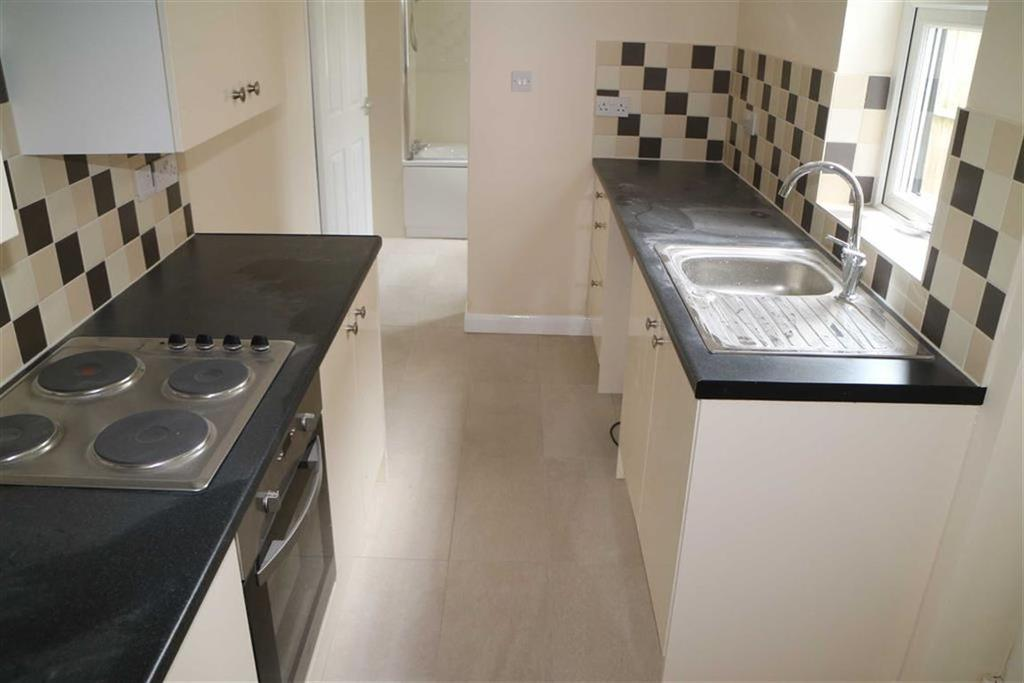 3 Bedrooms Terraced House for sale in Brand Lane, Stanton Hill, Notts, NG17