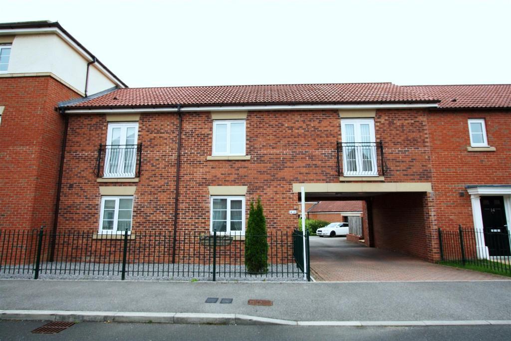 2 Bedrooms Apartment Flat for sale in Rainhill Way, Darlington