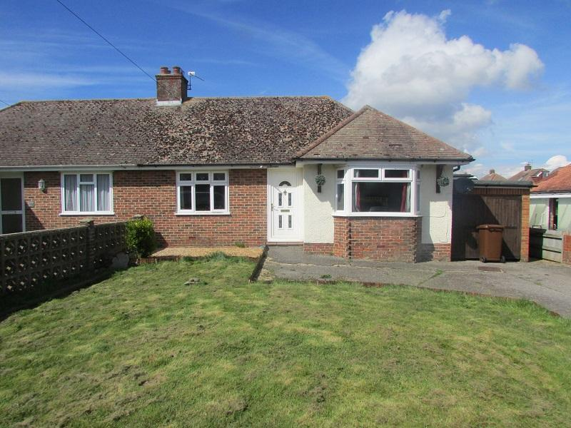 2 Bedrooms Semi Detached Bungalow for sale in Eastbourne BN20