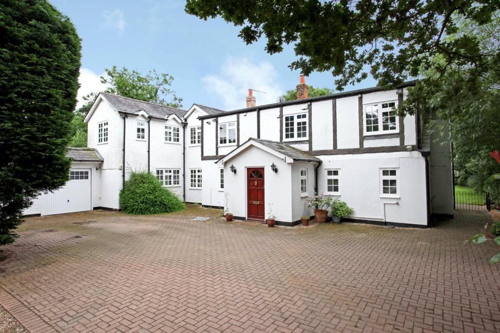 5 Bedrooms Detached House for sale in Spinning Wheel Lane, Binfield, Berkshire, RG42