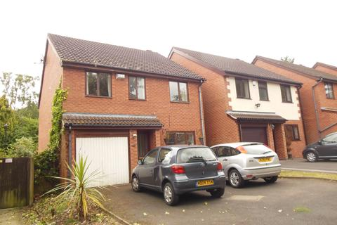 4 bedroom detached house to rent - Moorcroft Road, Moseley B13
