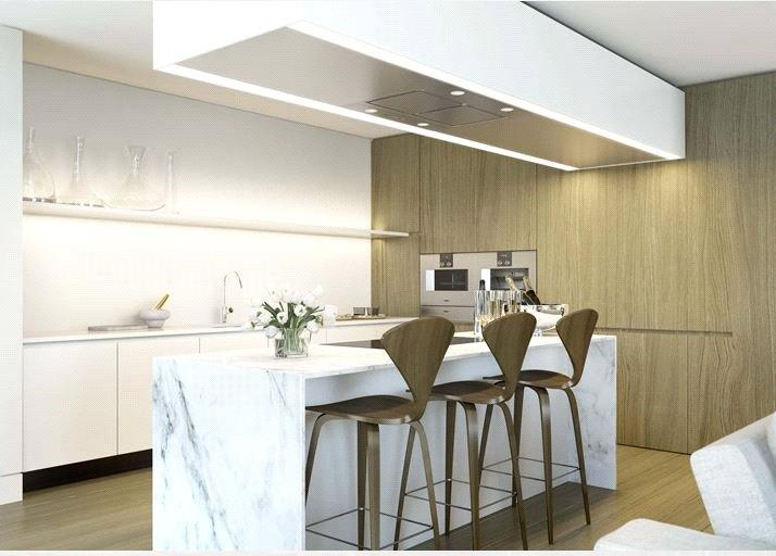3 Bedrooms Flat for sale in Rathbone Square, Fitzrovia, London