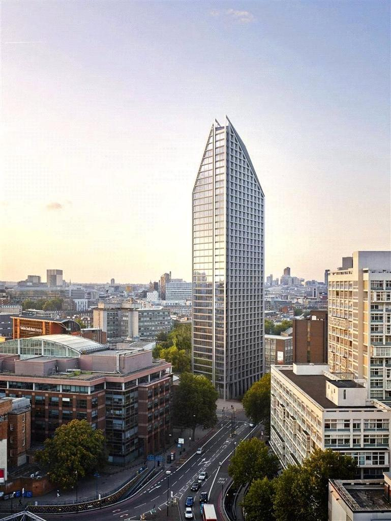 2 Bedrooms Flat for sale in Two Fifty One, London, SE1