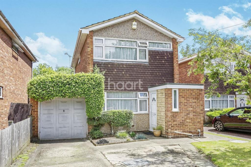3 Bedrooms Detached House for sale in Maidenhead