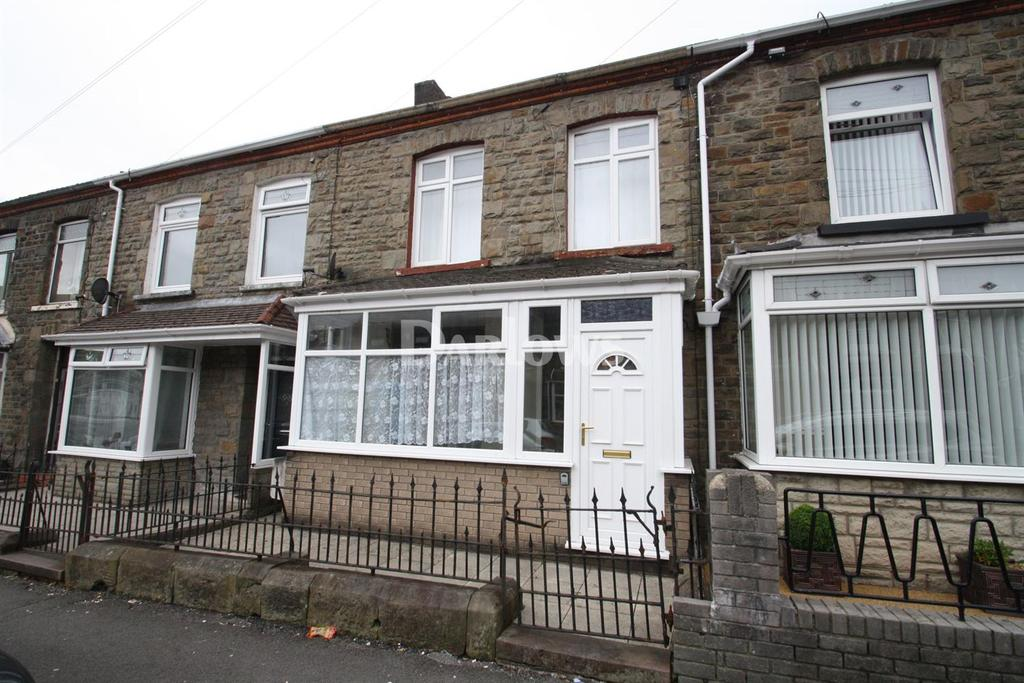3 Bedrooms Terraced House for sale in Sherwood St, Tonypandy