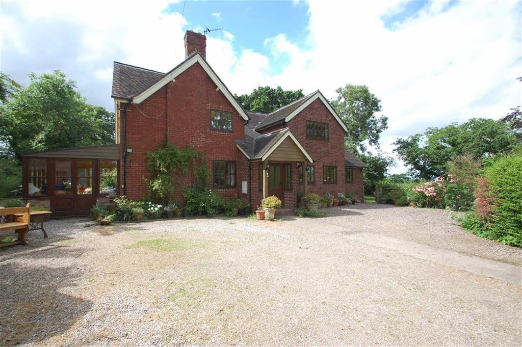 4 Bedrooms Detached House for sale in New House Lane, Pulverbatch, Shrewsbury