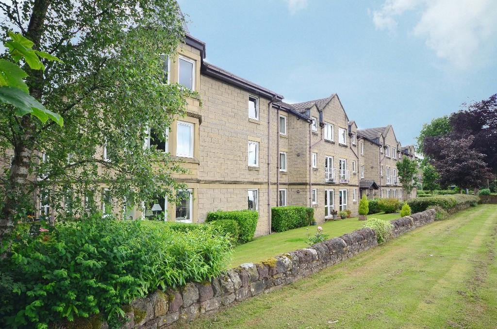 1 Bedroom Retirement Property for sale in Glenallan Court, Dunblane, Stirling, FK15 9LT