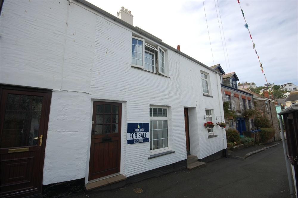 2 Bedrooms Terraced House for sale in East Street, POLRUAN, Fowey, Cornwall