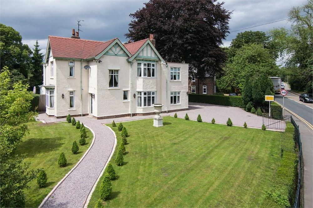 5 Bedrooms Detached House for sale in Burton Corner, Sibsey Road, Boston, Lincolnshire