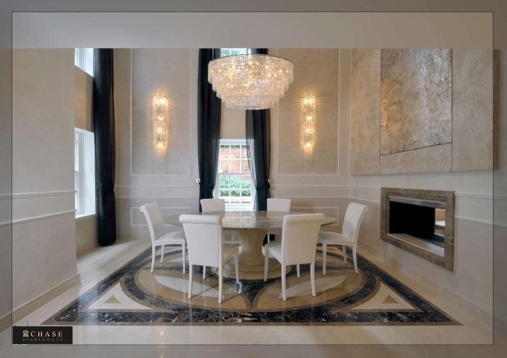 3 Bedrooms Flat for sale in Academy Gardens, Duchess of Bedfords Walk, Kensington
