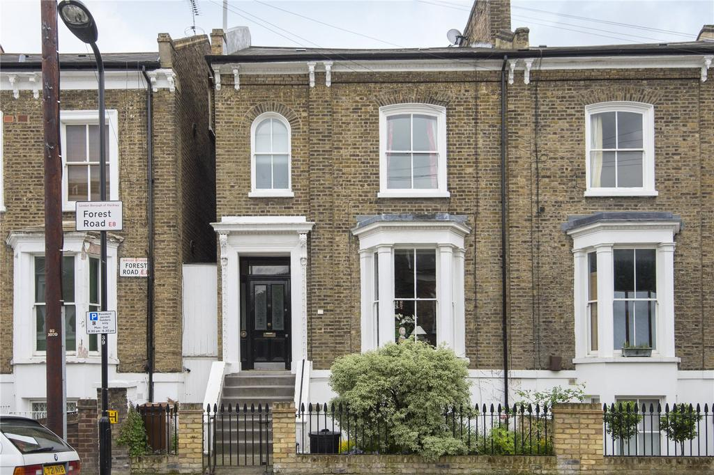 6 Bedrooms Semi Detached House for sale in Forest Road, London, E8