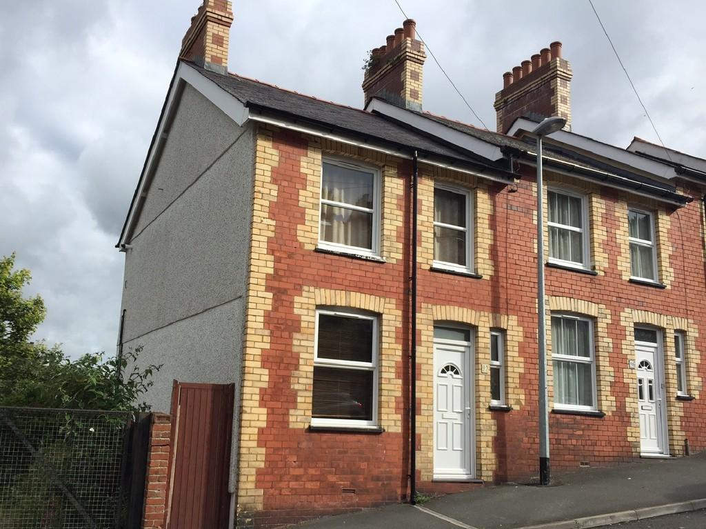 2 Bedrooms End Of Terrace House for sale in Caellepa, Bangor, North Wales