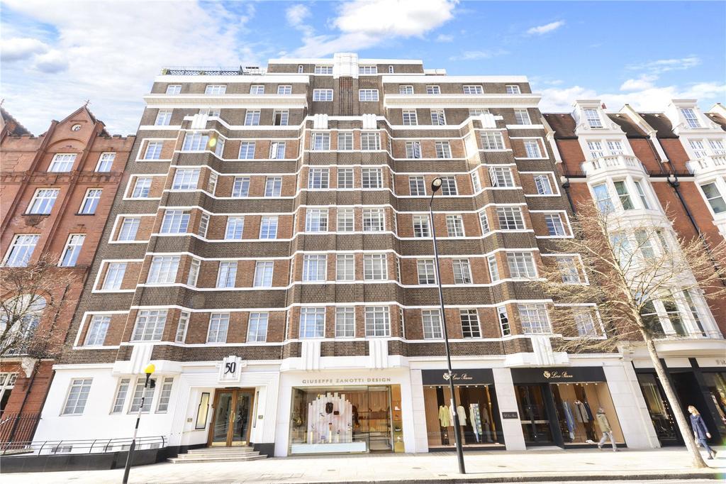 2 Bedrooms Flat for sale in Sloane Street, Knightsbridge, London