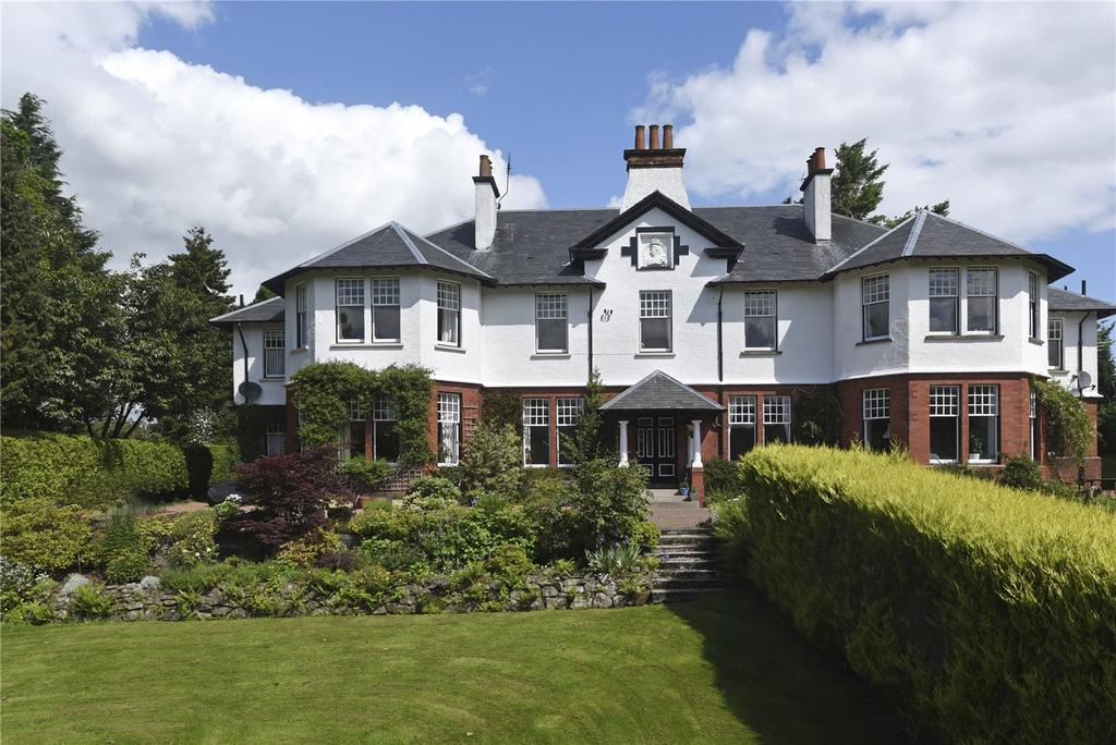 5 Bedrooms Semi Detached House for sale in Chartershall House (West), Chartershall Road, Stirling, Stirlingshire