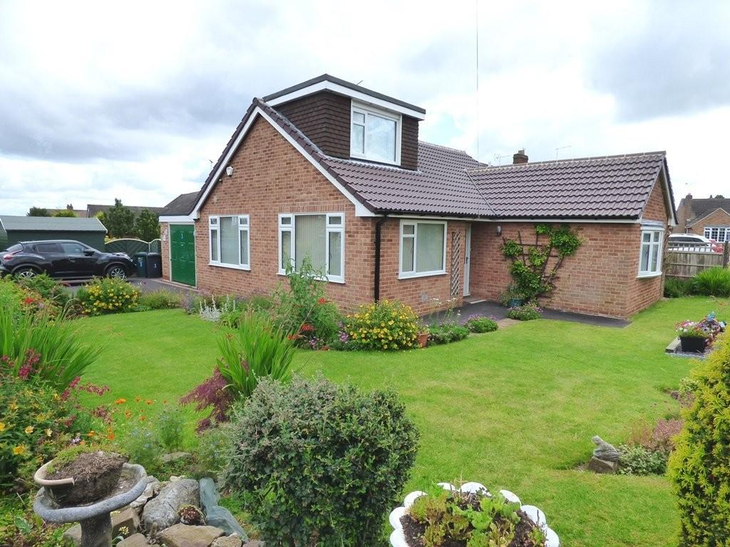 4 Bedrooms Bungalow for sale in Standing Butts Close, Walton On Trent, Derbyshire