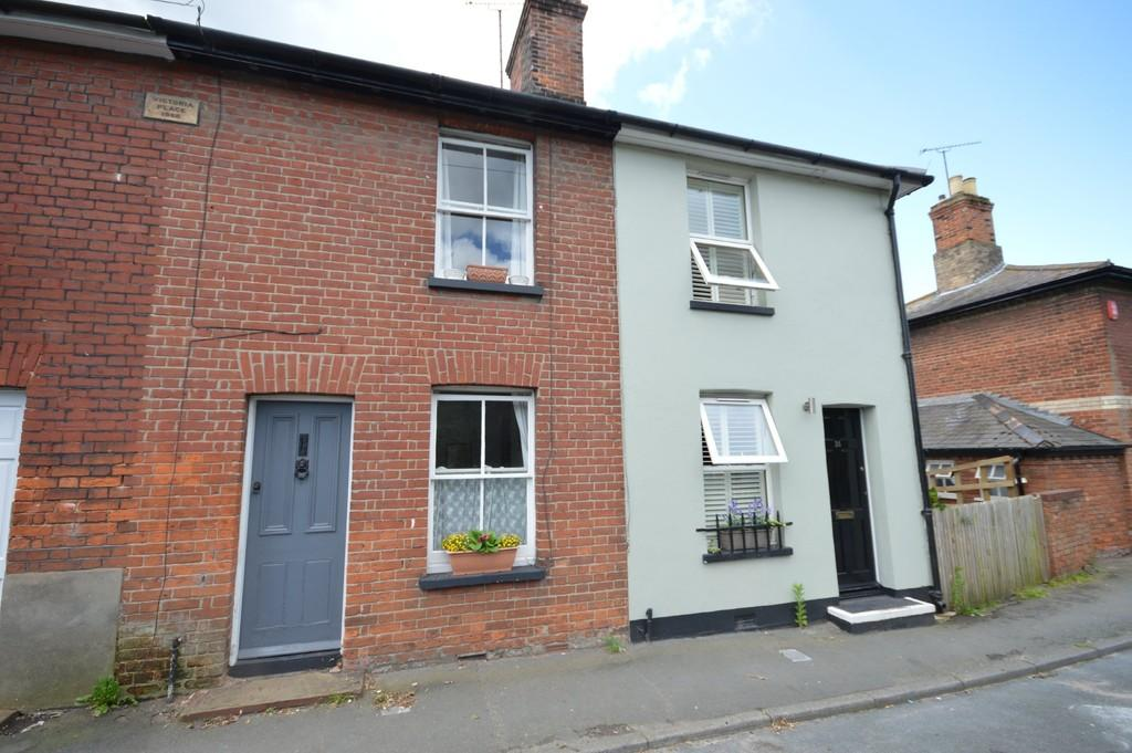 2 Bedrooms Terraced House for sale in Station Road, Wivenhoe
